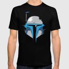 Jango Black SMALL Mens Fitted Tee