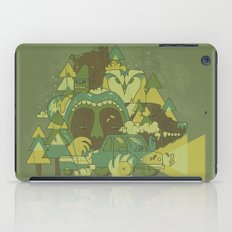 The Great Outdoors iPad Case