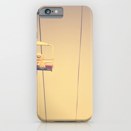 Cable Car Teddy iPhone & iPod Case