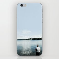 Waiting for the Hint of a Spark iPhone & iPod Skin