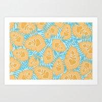 Sunny Tropics 2 Art Print