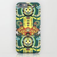iPhone & iPod Case featuring The Gate-Totem by Exit Man