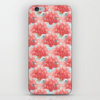 Seahorses On The Reef - … iPhone & iPod Skin