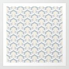 pattern series 041 Art Print