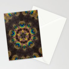 The Eye of the Peacock Stationery Cards