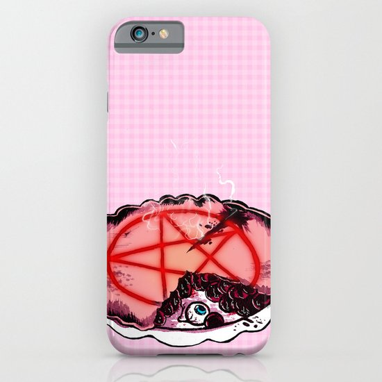 Mrs.Crowley's Old Fashioned Cherry Pie, Digital Version. iPhone & iPod Case