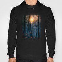 Red Feather Dance  (colo… Hoody