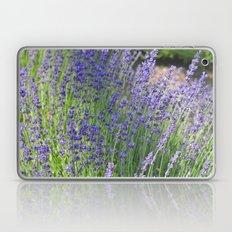 Lavender Wave Laptop & iPad Skin