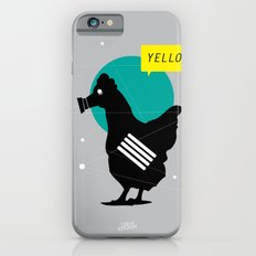 Stop Staring at my Cock iPhone 6s Slim Case