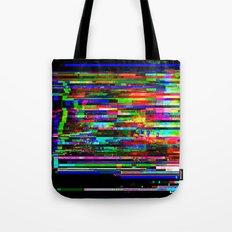 Angry Pixels Tote Bag