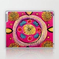 Happy Mandala Laptop & iPad Skin