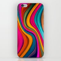 Lov Colors iPhone & iPod Skin