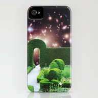 Galaxy Gardens iPhone (4, 4s) Slim Case