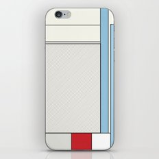 from chaos to order iPhone & iPod Skin
