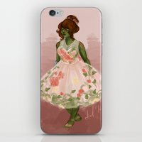 Summer Dress iPhone & iPod Skin
