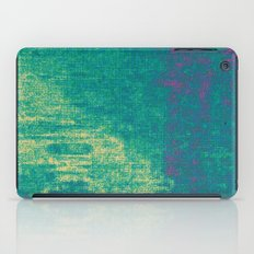 21-74-16 (Aquatic Glitch) iPad Case
