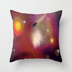 Cosmos - 005Z Throw Pillow