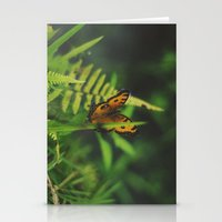 Butterfly, Bali Stationery Cards