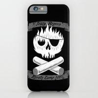 Pirate Camp iPhone 6 Slim Case
