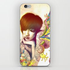 Inspiration Evaporation iPhone & iPod Skin