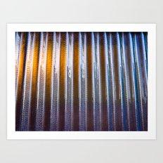 'Surface 2' Art Print
