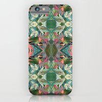 iPhone & iPod Case featuring tropical by kociara