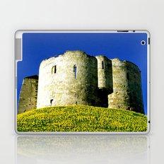 York Tower Laptop & iPad Skin