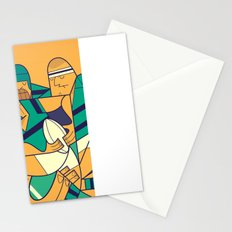 Rugby 2 Stationery Cards
