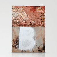 BBBB Stationery Cards