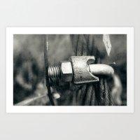 Boltz Art Print