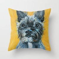 Jeffrey Throw Pillow