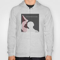 No185 My Psycho minimal movie poster Hoody