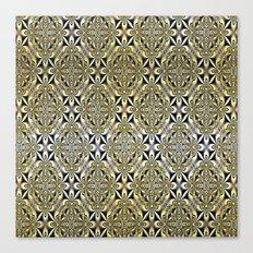 Pattern ZZ32 Canvas Print
