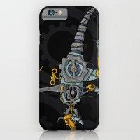 Clockwork Dragon iPhone 6 Slim Case