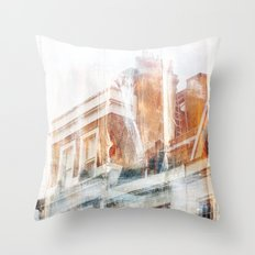 London Home Throw Pillow
