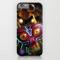 Majoras Mask iPhone 6 Slim Case