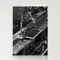 Market From Above Stationery Cards