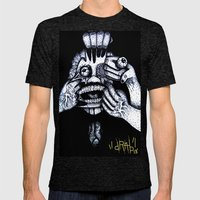 My Personal Demons Mens Fitted Tee Tri-Black SMALL