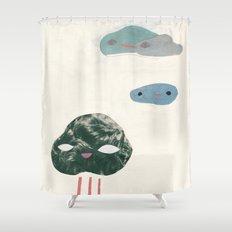 cloudies Shower Curtain