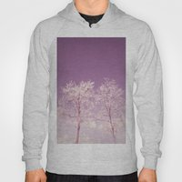 Winter's longing ~ Abstract  Hoody