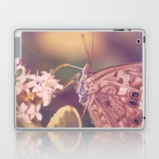 Closeup of a butterfly Laptop & iPad Skin