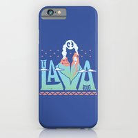 iPhone & iPod Case featuring One Lava by Reg Lapid