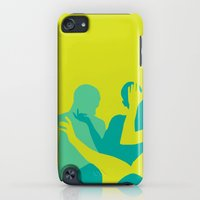 iPhone Cases featuring Shadowplay by Anton Rosèn