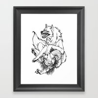 Ramtastic Framed Art Print