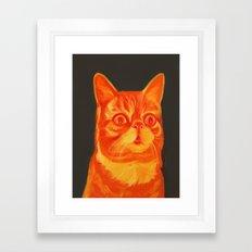 Gar-bub Framed Art Print