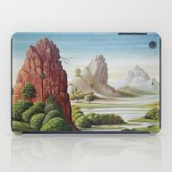 iPad Case featuring Valley Water by Chicca Besso
