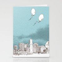 Denver Stationery Cards