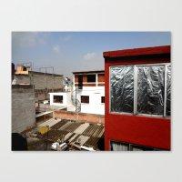 Chilango House Canvas Print