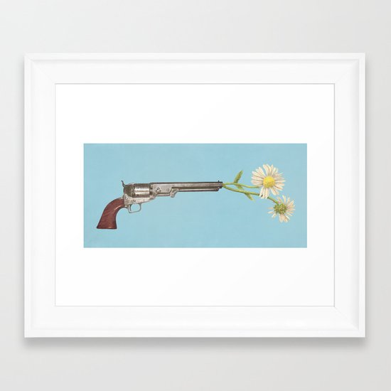 Peacemaker Framed Art Print