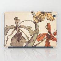 Hello Orchids iPad Case